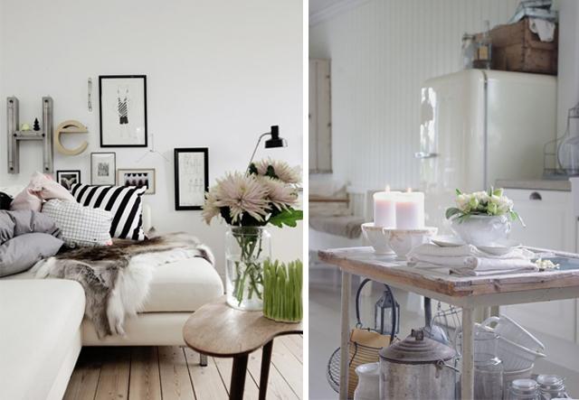 Arredare in stile nordico l 39 agenzia 2 0 per la casa dei for Arredamento stile nordico moderno